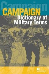 Campaign Dictionary of Military Terms ISBN: 9781405067034