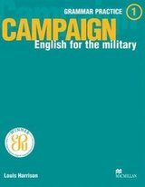 Campaign English for the Military 1 Grammar Practice ISBN: 9781405074186