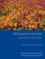 700 Classroom Activities ISBN: 9781405080019