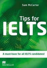 Tips for IELTS Student Book ISBN: 9781405096164