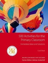 500 Activities for the Primary Classroom ISBN: 9781405099073