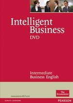 Intelligent Business Intermediate DVD ISBN: 9781405837507
