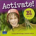 Activate! B1 Class Audio CDs (2) ISBN: 9781405851008