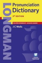 Longman Pronunciation Dictionary (3rd Edition) (Paperback) with CD-ROM ISBN: 9781405881180