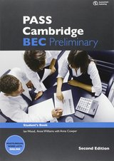 Pass Cambridge BEC (2nd Edition) Preliminary Student's Book ISBN: 9781133313205