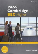 Pass Cambridge BEC (2nd Edition) Higher Student's Book ISBN: 9781133313229