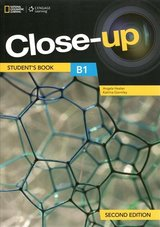 Close-Up (2nd Edition) B1 Student's Book with Online Student's Zone ISBN: 9781408095546