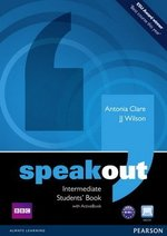 Speakout Intermediate Student\'s Book with DVD/ActiveBook