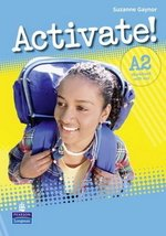 Activate! A2 Workbook with Answer Key & CD-ROM ISBN: 9781408224267