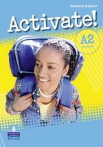 Activate! A2 Workbook without Answer Key with CD-ROM ISBN: 9781408224281