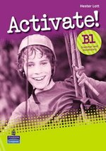 Activate! B1 Grammar & Vocabulary Book ISBN: 9781408236611