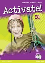 Activate! B1 Workbook without Answer Key with iTest Multi-ROM ISBN: 9781408236802