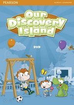 Our Discovery Island Starter DVD ISBN: 9781408238363