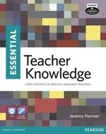 Essential Teacher Knowledge with DVD ISBN: 9781408268049