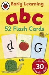 Ladybird Early Learning ABC and Phonics Flash Cards ISBN: 9781409302742