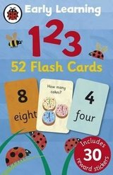 Ladybird Early Learning 123 Flash Cards ISBN: 9781409302759