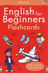 English for Beginners Flashcards ISBN: 9781409509196
