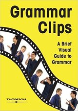 Grammar Clips - A Brief Visual Guide to Grammar DVD ISBN: 9781424004492