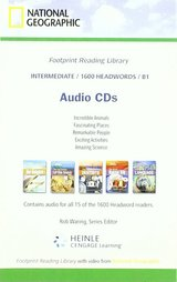 FPRL B1+ - Audio CD ISBN: 9781424012886