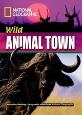 FPRL B1+ Wild Animal Town with DVD ISBN: 9781424021888