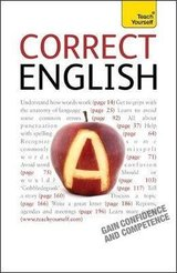 Teach Yourself: Correct English ISBN: 9781444105940