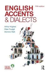 English Accents and Dialects ISBN: 9781444121384