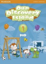 Our Discovery Island (American English) 1 DVD ISBN: 9781447900245