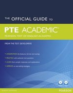 Official Guide to PTE (Pearson Test of English) Academic with Audio CD & CD-ROM ISBN: 9781447928911