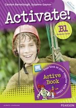 Activate! B1 Student's Book with ActiveBook CD-ROM ISBN: 9781292178967