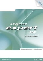 Advanced Expert CAE (New Edition) Coursebook with iTest CD-ROM & iTests.com Access Card