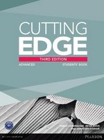 Cutting Edge (3rd Edition) Advanced Student's Book with Class Audio & Video DVD ISBN: 9781447936800