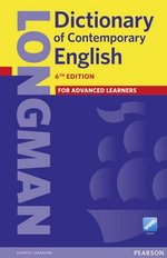 Longman Dictionary of Contemporary English (6th Edition) Cased with Online access