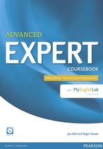 Advanced Expert (3rd Edition) Coursebook with Audio CD & MyEnglishLab ISBN: 9781447961994