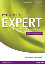 Pearson Test of English Academic (PTE) Academic B1 Expert Coursebook with MyEnglishLab ISBN: 9781447962021
