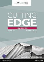 Cutting Edge (3rd Edition) Advanced Student's Book with Class Audio & Video DVD & MyLab Internet Access Code ISBN: 9781447962243