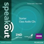 Speakout (2nd Edition) Starter Class Audio CD ISBN: 9781447976998