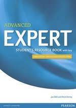 Advanced Expert (3rd Edition) Student's Resource Book with Answer Key ISBN: 9781447980605