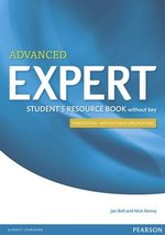 Advanced Expert (3rd Edition) Student's Resource Book without Answer Key ISBN: 9781447980612