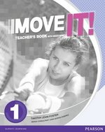 Move it! 1 Teacher's Book with Multi-ROM ISBN: 9781447983347