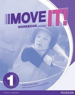 Move it! 1 Workbook with MP3 Audio CD ISBN: 9781447983354
