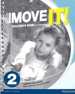 Move it! 2 Teacher's Book with Multi-ROM ISBN: 9781447983378