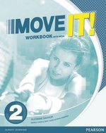 Move it! 2 Workbook with MP3 Audio CD ISBN: 9781447983385