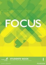 Focus 1 Elementary Student's Book ISBN: 9781447997672