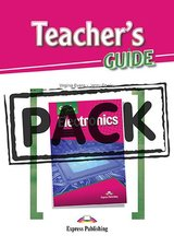 Career Paths: Electronics Teacher's Pack (Teacher's Guide, Student's Book, Class Audio CDs & DigiBooks App) ISBN: 9781471553035