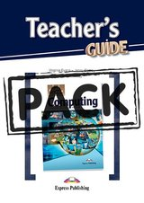 Career Paths: Computing Teacher's Pack (Teacher's Guide, Student's Book, Class Audio CDs & DigiBooks App) ISBN: 9781471554186