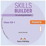 Skills Builder for Young Learners (Revised - 2018 Exam) Movers 1 Class CDs (2) ISBN: 9781471559426