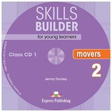 Skills Builder for Young Learners (Revised - 2018 Exam) Movers 2 Class CDs (2) ISBN: 9781471559471