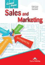 Career Paths: Sales and Marketing Student's Book with Cross-Platform Application (Includes Audio & Video) ISBN: 9781471562952