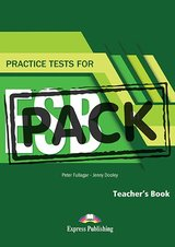 Practice Tests for ESB (B1) Teacher's Book with Digibook App ISBN: 9781471582233