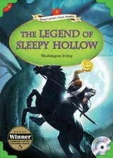 CP5 The Legend of Sleepy Hollow with MP3 Audio CD ISBN: 9781599666785